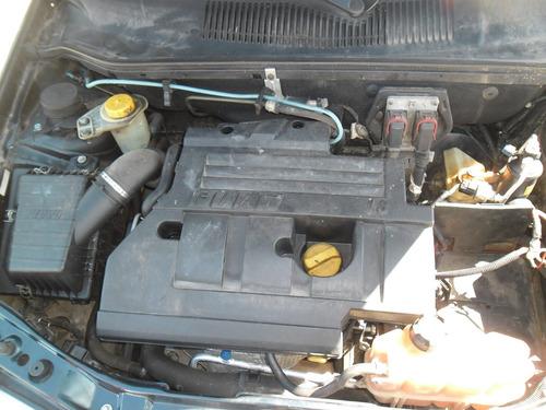 sucata palio week 1.8 8v 03 gasolina pra tirar peças motor