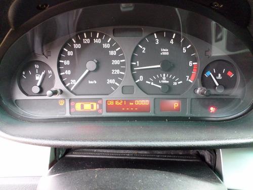 sucata papaléguas bmw 320ia 2003 impecável, funcionando!
