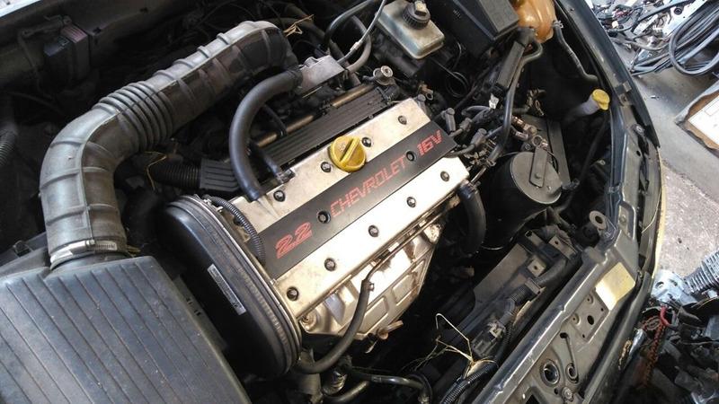 sucata para peças gm vectra 2.2 16v 2002 automatico