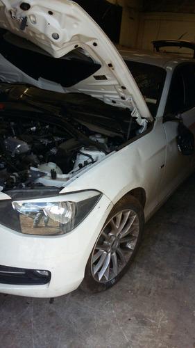 sucata para retirada de peças bmw 120 i flex 2015