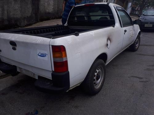 sucata para retirada de peças  ford courier 1.6 8v