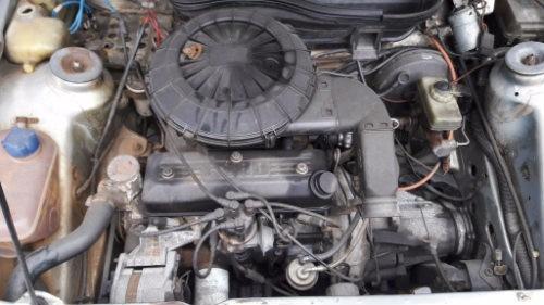sucata para retirada de peças ford escort 85 1.0 8v cht