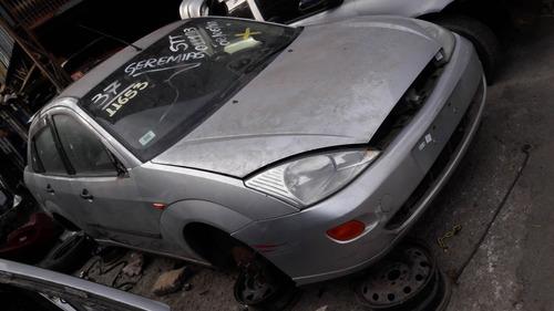 sucata para retirada de peças ford focus 03 2.0 16v baixa nf