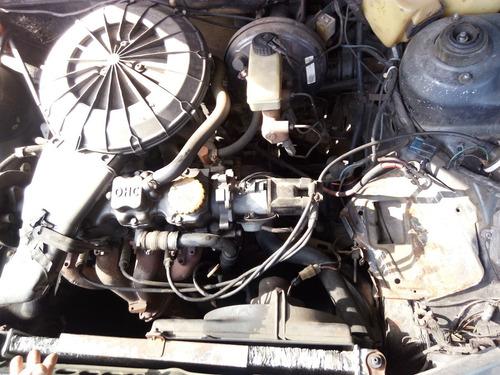 sucata para retirada de peças kadett 91 1.8 8v carburado gas