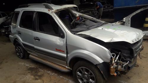 sucata para retirada de peças para ford ecosport 12 1.6 8v