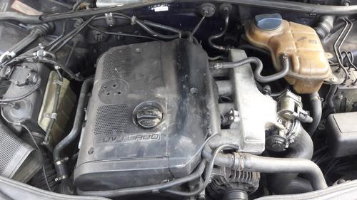 sucata para retirada de peças passat 99 2.0 20v turbo