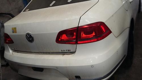 sucata para retirada de peças passat tsi turbo 2011