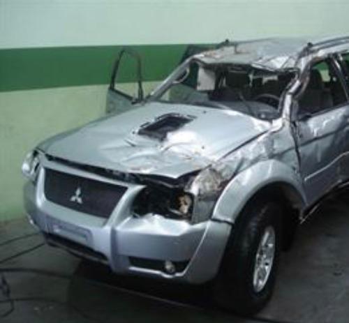 sucata para venda de peças mitsubishi pajero sport diesel