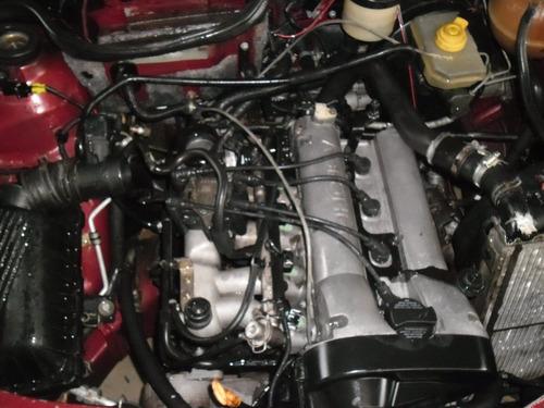 sucata parati 1.0 16v turbo 02 pra tirar peças motor cambio