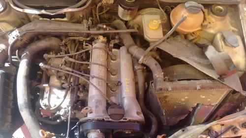 sucata parati g3 2001 1.0 16v turbo c/ dh - retirada de peça