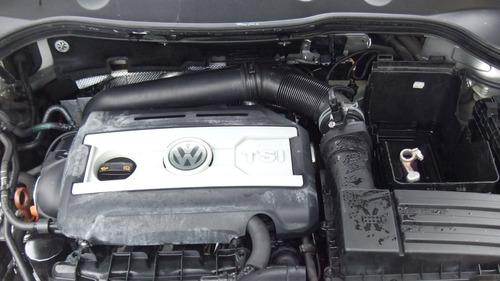 sucata passat 2.0 tsi 200cv 2010 peças motor cambio lataria