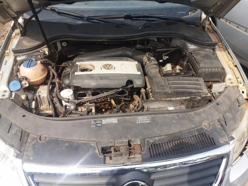 sucata passat 2.0 turbo tfsi em peças