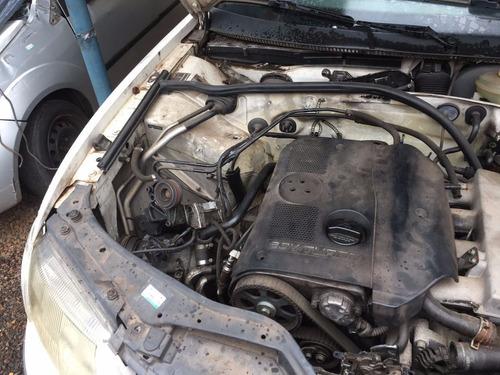 sucata passat alemao 1998/1999 turbo porta motor cambio