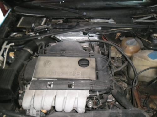 sucata passat vr6 2.8 autom. 95 pra tirar peças motor cambio