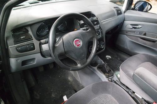 sucata peça fiat linea essence 1.8 16v flex motor etorq 2011
