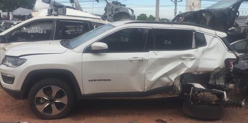 sucata peças acessórios jeep compass 2018 diesel