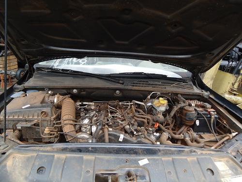 sucata peças amarok 2.0 motor lataria cabine e caçamba