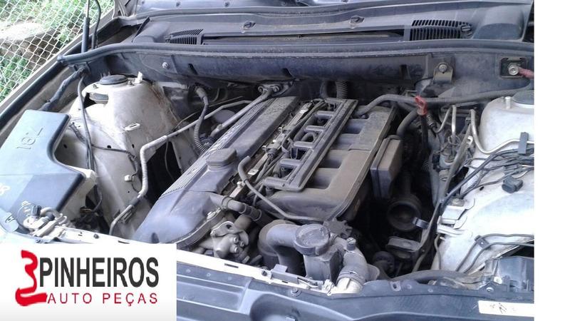 sucata peças bmw x5 - motor câmbio lataria