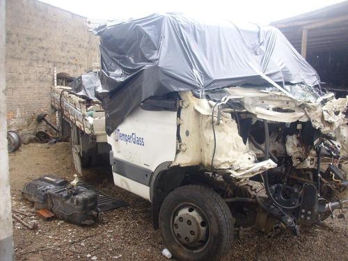 sucata peças caminhão iveco 55c 16 2009