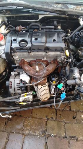 sucata peças citroen c4-motor câmbio teto porta latarias