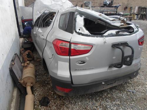sucata peças ford ecosport titanium 2013 aut.