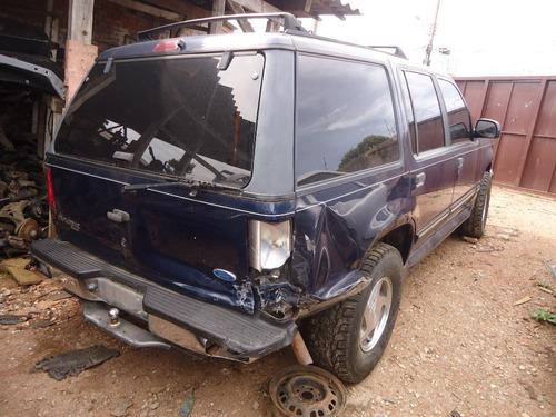 sucata peças ford explorer xlt 4x4 1994 diferencial/portas
