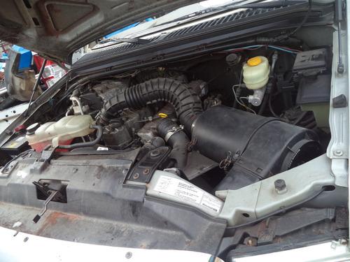 sucata peças ford f250 6cc diesel 2004/2005