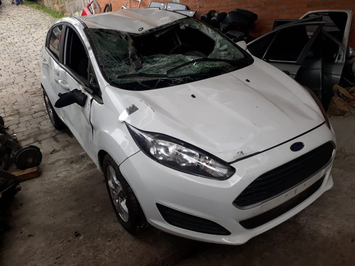 sucata peças ford new fiesta-,câmbio,latarias,motor,mecanica