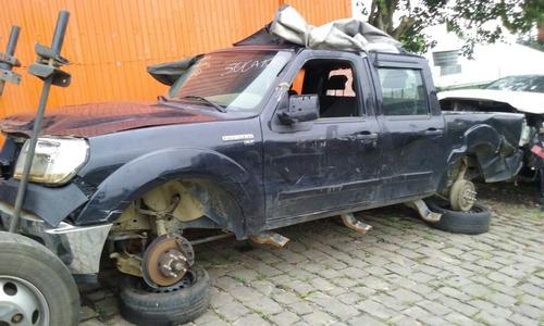sucata peças ford ranger 2011