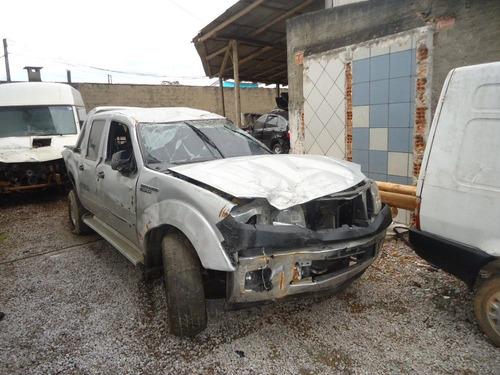 sucata peças ford ranger  3.0 4x4 2010 diesel