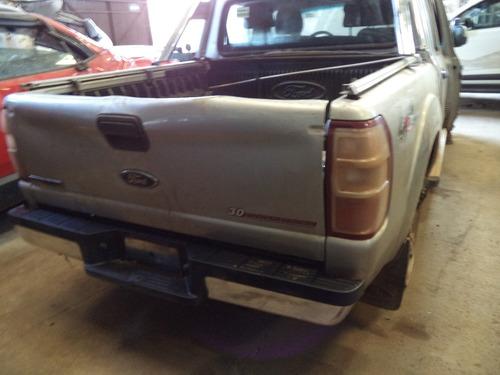 sucata peças ford ranger 3.0 diesel 2011
