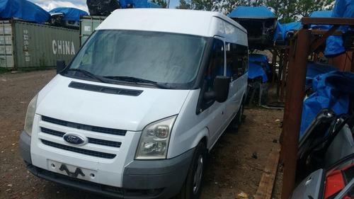 sucata peças ford transit 2.4 diesel 2011