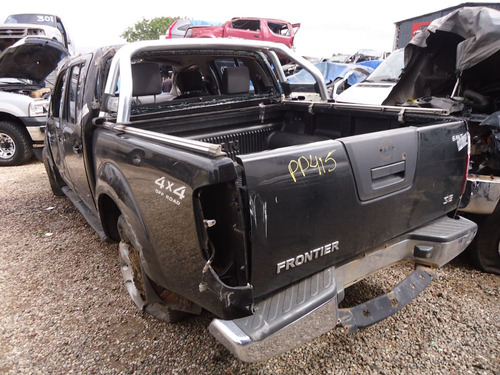 sucata peças frontier se 4x4 2011 2.5 diesel motor/cambio