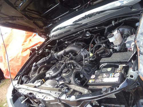 sucata peças hilux sw4 2.7 gasolina 4x2 automatica 2012