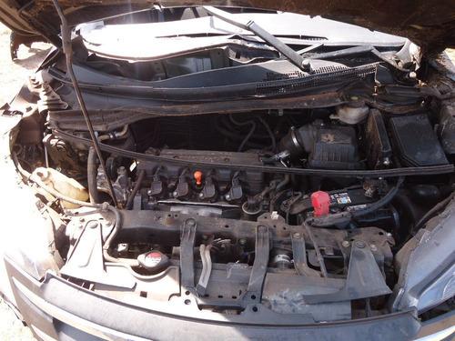 sucata peças honda crv lx 2.0 16v automatico gasolina 2012