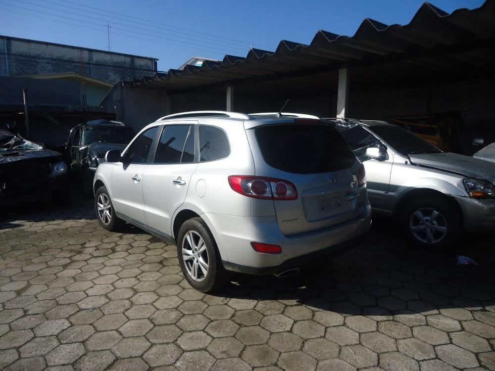 Sucata Peças Hyundai Santa Fé 2011 6cc. Carregando Zoom.