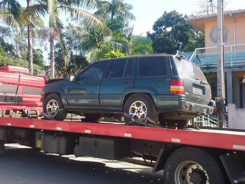 sucata peças jeep gran cherockee 1997 v8