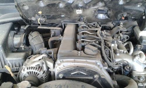 sucata peças kia sorento 140 cv - motor câmbio diferencial