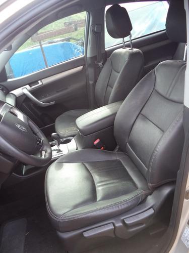 sucata peças kia sorento 2.4 4x2 gasolina automatico 2012