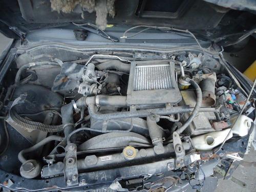 sucata peças l200 sport 2007 2.5 diesel manual