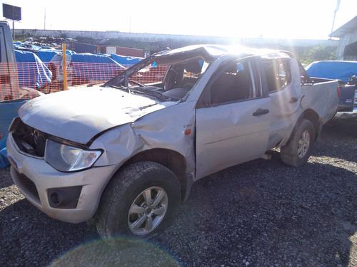sucata peças l200 triton 3.2  2012 p/ retirada de peças