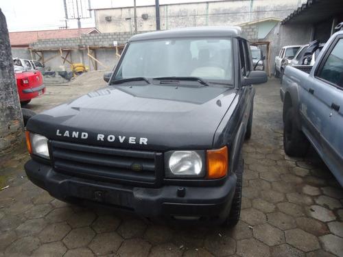sucata peças land rover discovery 2 2001
