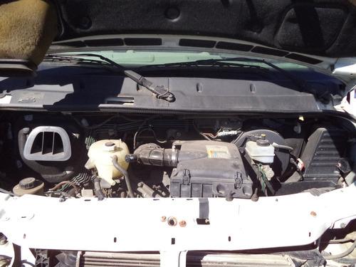 sucata peças master furgão 2.5 diesel 2006/2007