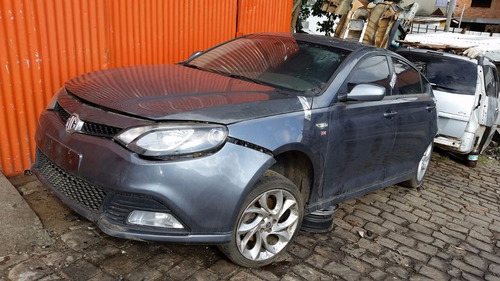 sucata pecas mg 6 turbo-motor câmbio air bag frente