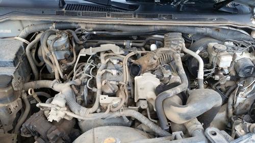 sucata peças nissan frontier 2.5 190cv motor caixa porta