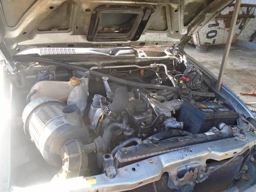 sucata peças nissan frontier 2.8 mwm diesel 2004