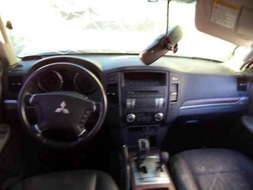 sucata peças pajero full 3.2 diesel 2008