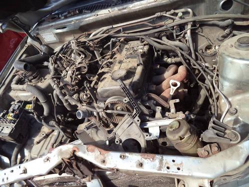 sucata peças pajero tr4 2.0 gasolina 2003