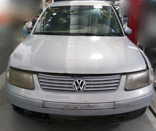 sucata peças passat alemão automático 1.8 20v turbo 99/2000