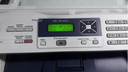 sucata peças placa fusor copiadora brother 9010
